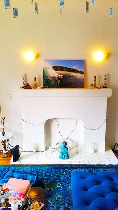 Living Room - Main Room Side