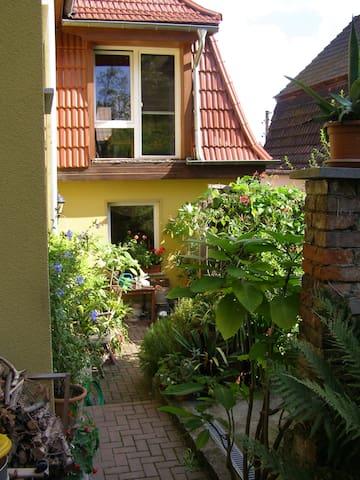 Studio Appartment in der Kurstadt Bad Sulza