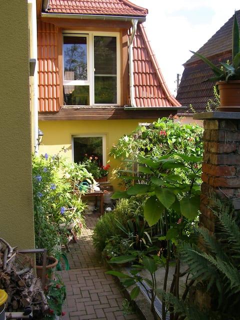 Apartamento tipo estudio en la ciudad balneario de Bad Sulza