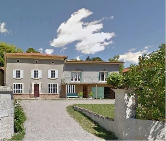 La maison du château d'Anjou - Anjou - Casa