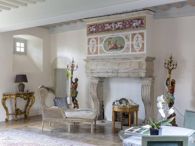 Suite-Luxury-Ensuite-Garden View-Suite Tocqueville