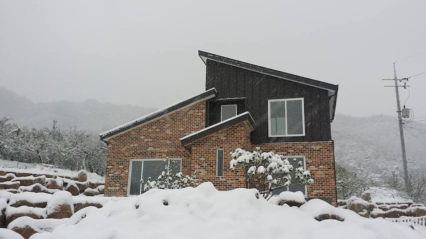 My lovely house - Sangmo-myeon, Cheongju - Ev