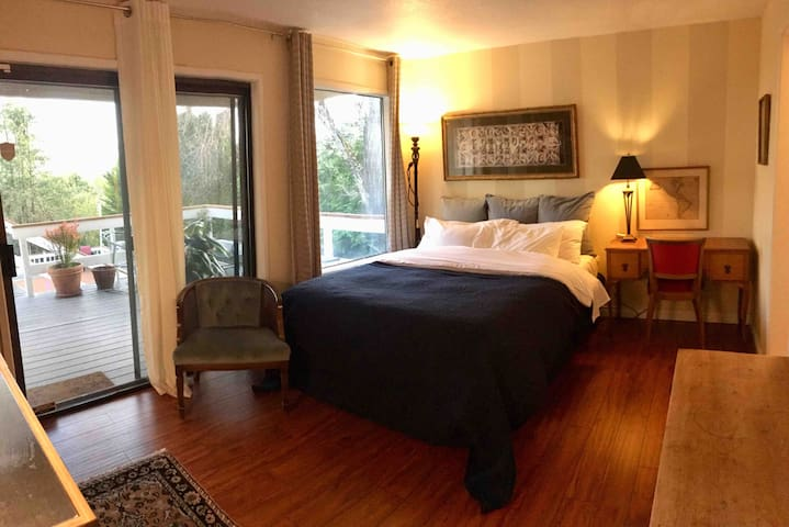 Elegant Guest Suite near PDX with river views!