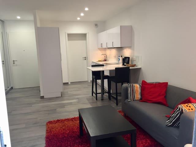 Appartement calme 70m², 2 chambres
