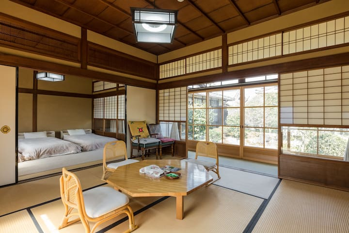 otera no naka no yado - Sakyo Ward, Kyoto - Appartement