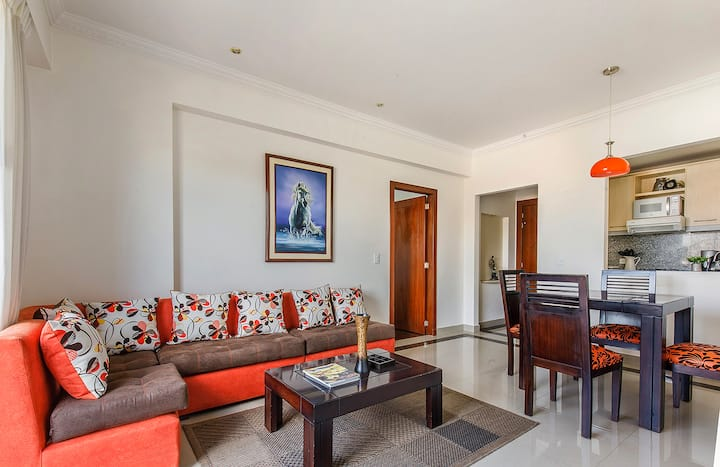 Comfy Luxury Suite in Central Quito