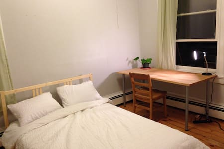 Private room in downtown Amherst - 公寓