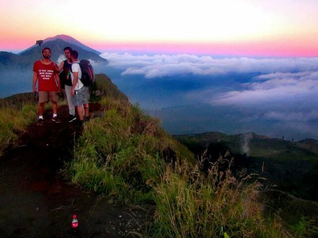 Camping at Mount Batur Guide