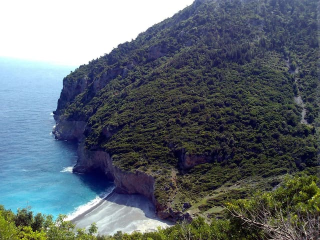 Mati beach Nea makri