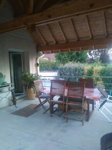 maison bearnaise