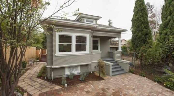 Adorable Private House available in South Berkeley