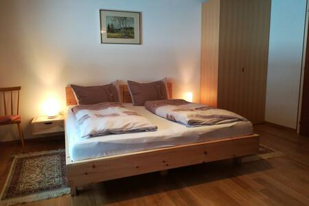Pension Fink B&B, recreational Cederwoodbed