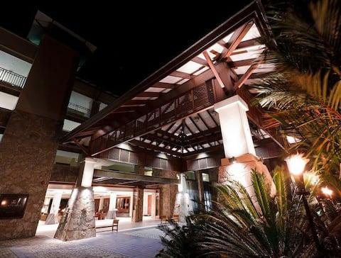 Luxusní jednolůžkový byt 323: Sea Temple Resort & Spa