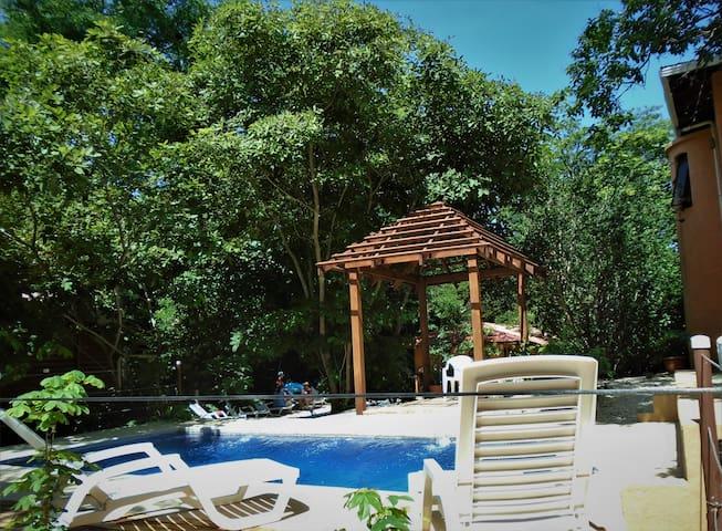Hotel Cabinas La Playa Avellanas -Bungalow 3