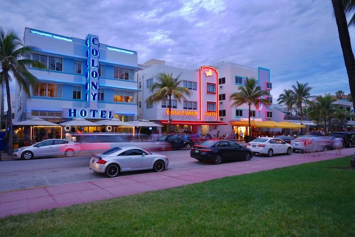 South Beach Top Getaway Close To Beach