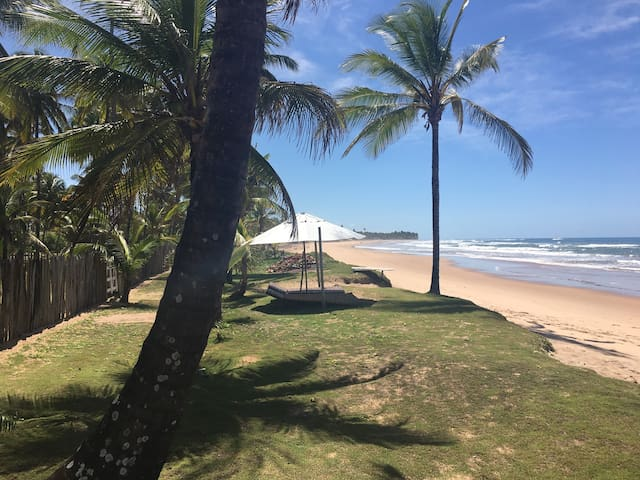 CASA PENÍNSULA DE MARAÚ- BAHIA #130 - Camamu  - Huis