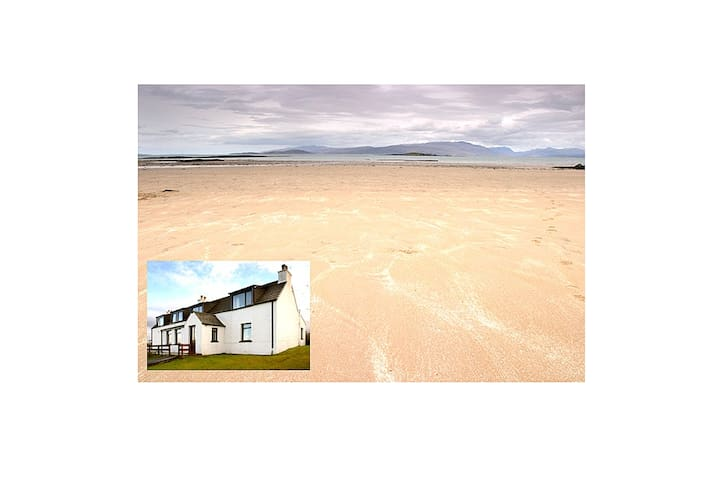 Farmhouse (sleeps 2-7)  - BEACH & ISLAND PANORAMA
