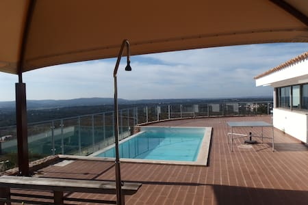Peaceful Villa with Amazing Views - Center Algarve - Alte - Casa