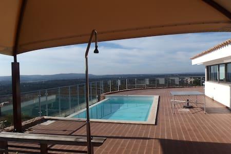 Peaceful Villa with Amazing Views - Center Algarve - Alte - Σπίτι