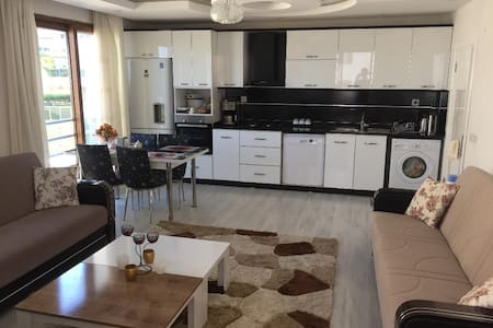 Beautiful 3-Bedroom-Appartment (Kestel, Alanya)
