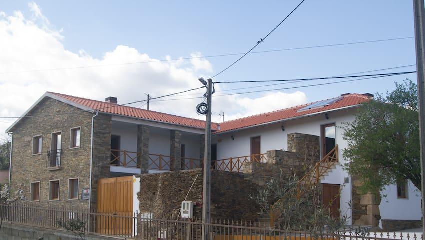 A Casa de Salsas - Salsas - Rumah