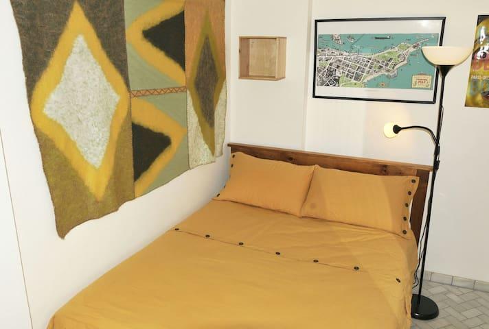 sleeping corner