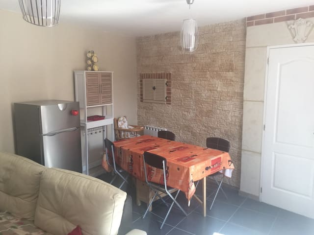 Joli petit appartement - Montaigut - Apartmen