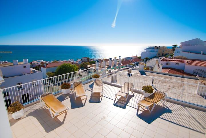 Apartamento Albufeira Vista Mar
