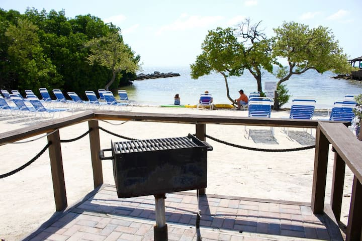 AMAZING OCEAN VIEW 2BR APT! PRIVATE BEACH, POOL