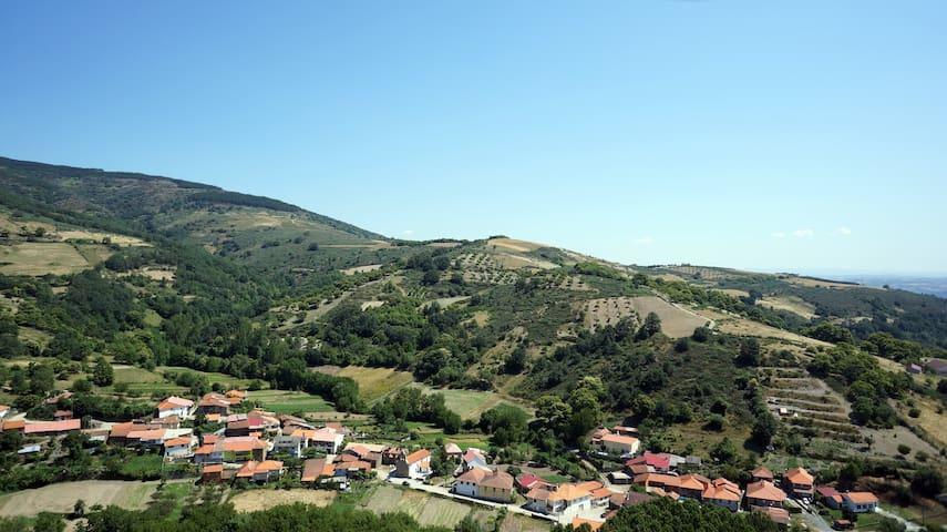 Quinta das Colmeias - Bragança - Casa de campo