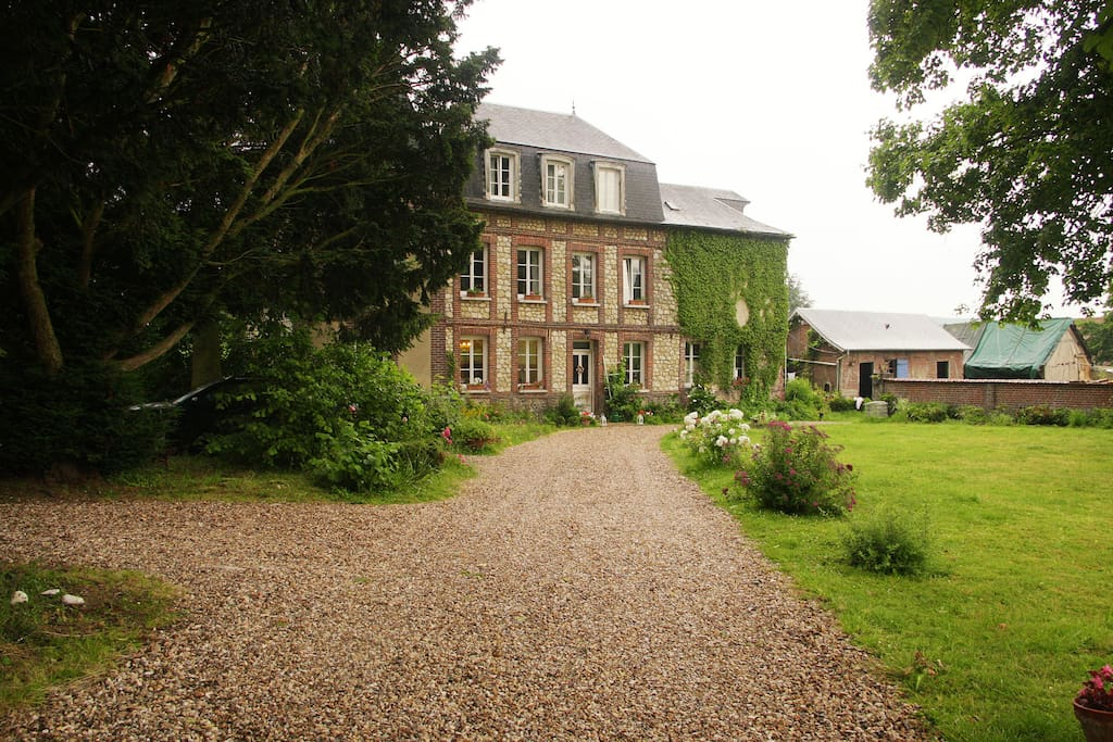 Petit manoir en normandie chambres d 39 h tes louer - Chambre des notaires haute normandie ...
