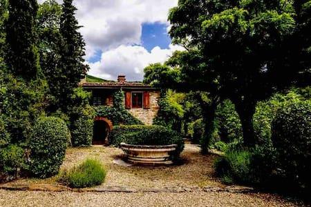 CasaMacchia close to Florence, Tuscany; Italy