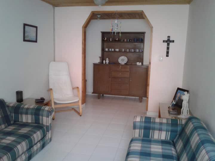 La casa de Clarita en El Espino Boyacá