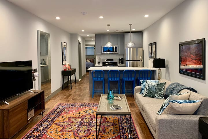 Bed-Stuy 2 Bed/2 Bath - Newly Renovated