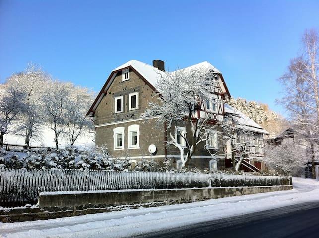 Forsthaus in Willingen-Schwalefeld (app. 1)