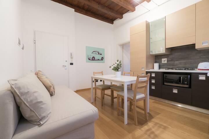 Smart Apartment Near University Area