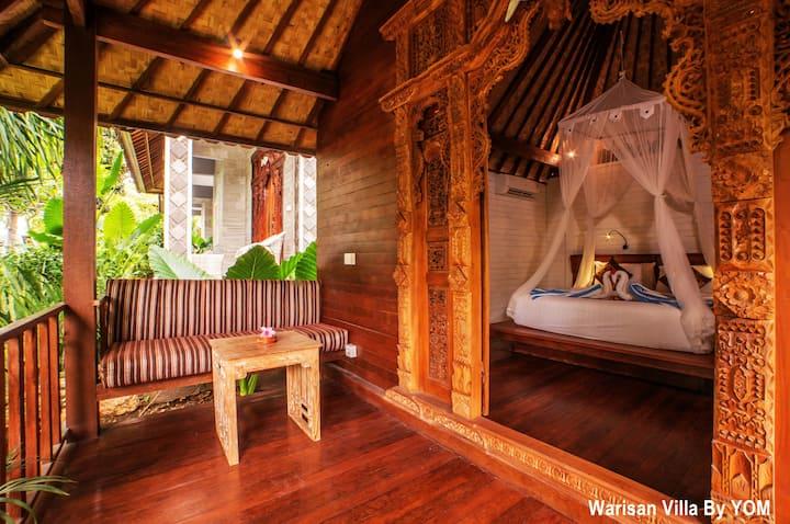 Warisan Bungalow near Dream Beach Lembongan B&B
