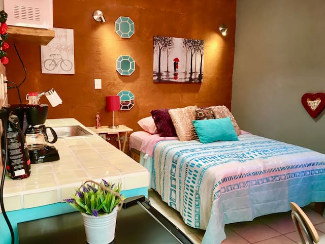 LOCATION  Apartment en el centro Histórico GTO