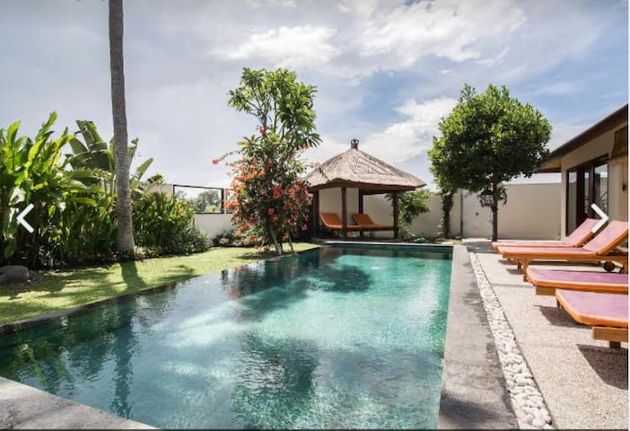 3 bedroom Villa, Canggu countryside - Mengwi - Casa