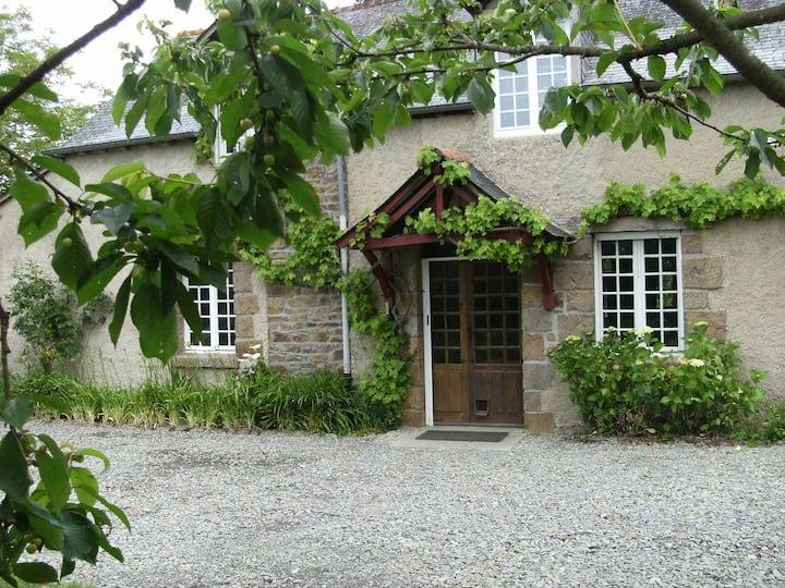 Maison de caractère retirée en vallée du Couesnon