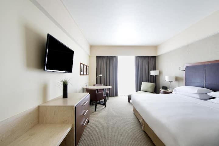 Incredible Room Deluxe Double Bed At Querétaro
