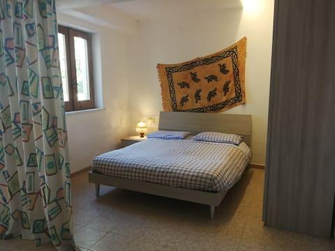 Casa Monolocale con Giardino Relax e Benessere
