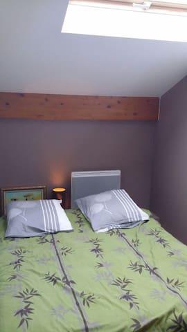 maison niché dans les gorges - -carbassas-12520Paulhe, Languedoc-Roussillon Midi-Pyrénées, FR