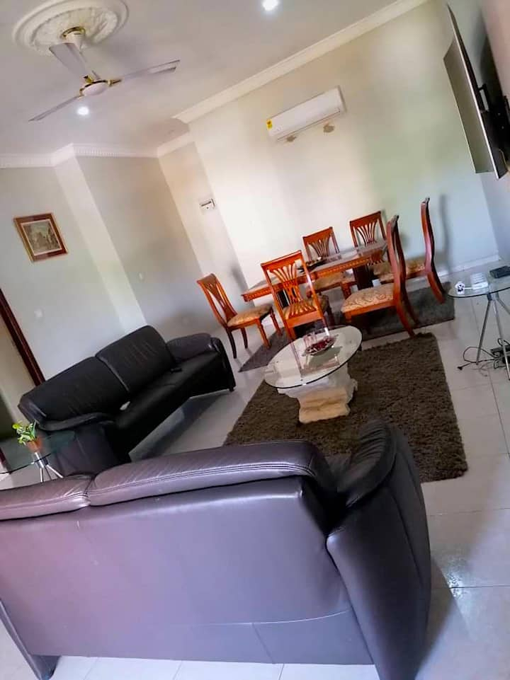Comfy & Spacious 2 bedroom in Accra