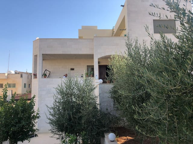 Female Housing in Madaba Villa w/ Balcony