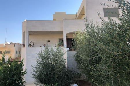 Female Housing in Madaba Villa w/ Balcony