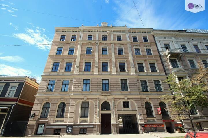 20 Stabu Apartment