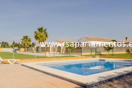 Chalets con piscina comunitaria - Conil de la Frontera