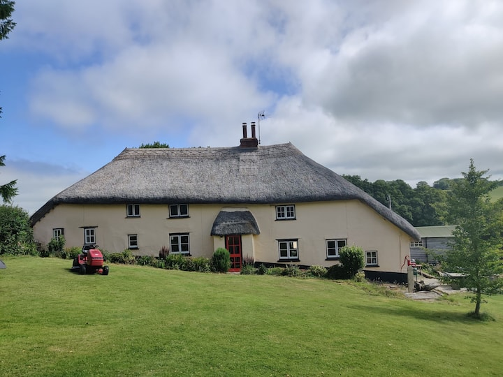 Our Peaceful Thatched Cottage
