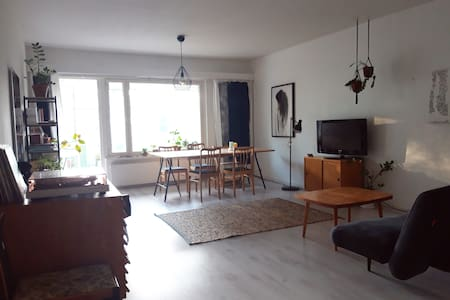 Spacious 2 bedroom apartment close to metro